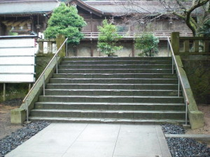 2nd stairs