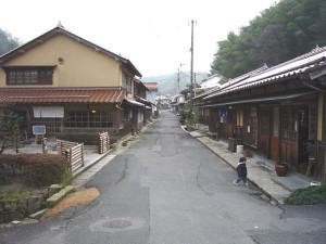 Ōmori-chō (Machinami area)