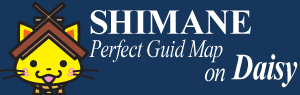 Shimane Perfect Guid Map on Daisy Banner