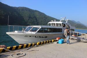 Rōsokujima sightseeing boat