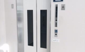 Elevator in Tottori Airport (Konan Airport)